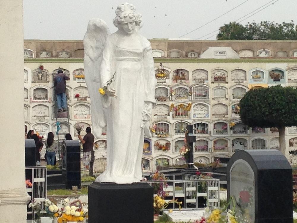 Cementerio Baquíjano Callao