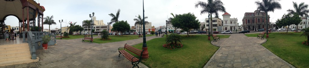 Plaza Matriz El Callao